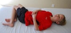 Duchenne Trunk Rotation Stretch