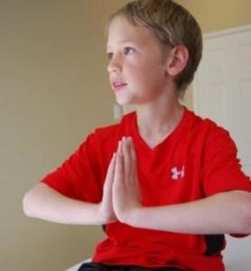 Duchenne Wrist Finger Extension Stretch