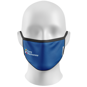 CureDuchenne Adult Mask