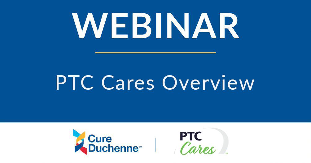 Webinar PTC Cares