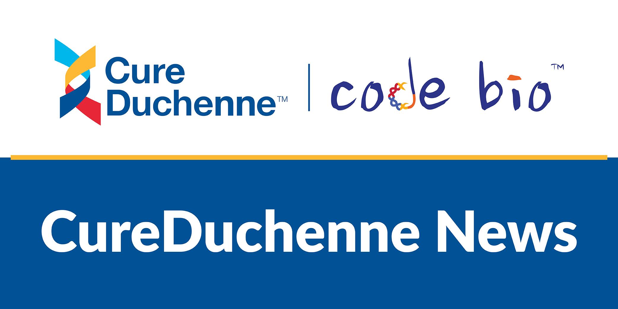 Code Bio CureDuchenne News