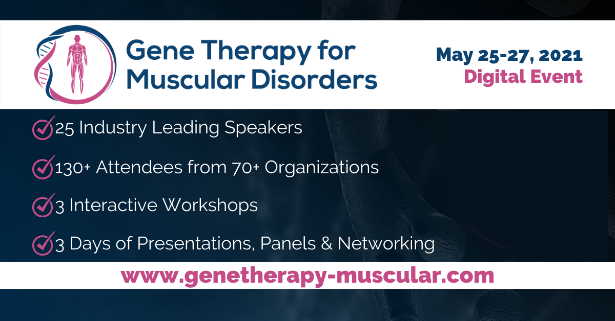 Gene Therapy for Muscular Disorders