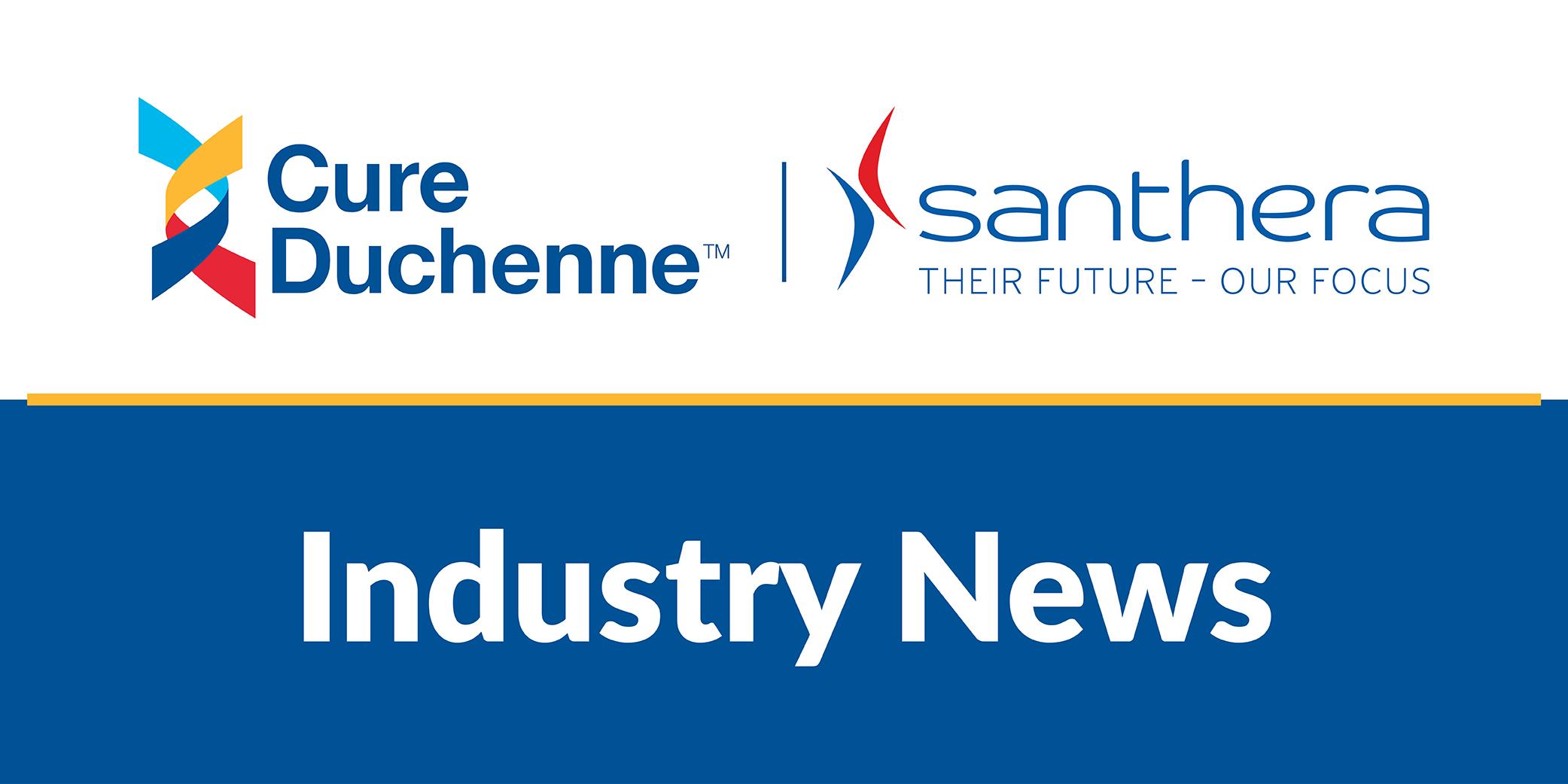 Santhera News Banner