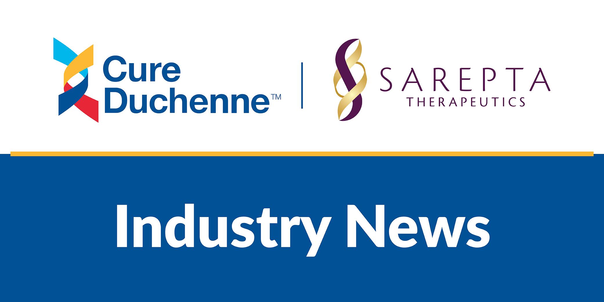 Sarepta News Banner